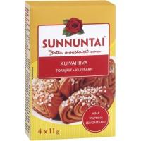KUIVAHIIVA 4 X 11G SUNNUNTAI