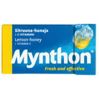 MYNTHON SITRUUNA-HUNAJA 39G