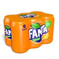 FANTA 24 X 0,33L TLK
