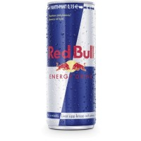 RED BULL ORIGINAL 24 X 25CL