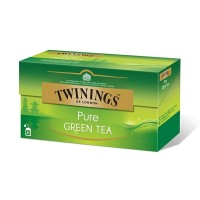 TEE PURE GREEN 25PSS LTK TWININGS