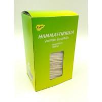HAMMASTIKKU MUOVIKÄÄREESSÄ 1000KPL/PKT