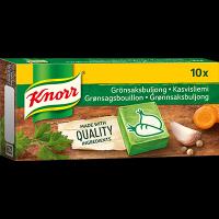 KASVISLIEMIKUUTIO KNORR 10KPL/PKT