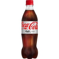 COCA-COLA LIGHT 0,5L PLO