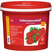 VADELMAMARMELADI 6KG ÄMP SAARIOINEN