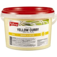 'YELLOW CURRY'-KASTIKE 2,5KG RYDBERGS