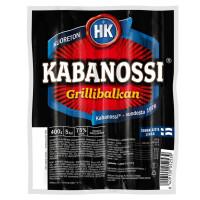 GRILLIBALKAN KABANOSSI 400G/PKT
