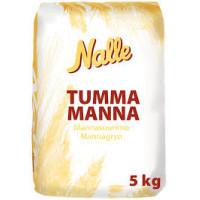 MANNASUURIMO TUMMA 5KG NALLE