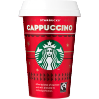 STARBUCKS CAPPUCCINO 10X220ML